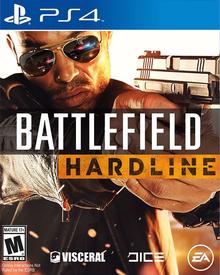 Box art for the game Battlefield: Hardline