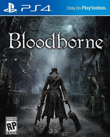 Box art for the game Bloodborne
