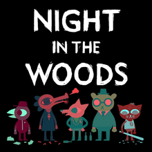 Box art for the game Night In The Woods