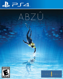 Box art for the game Abzû