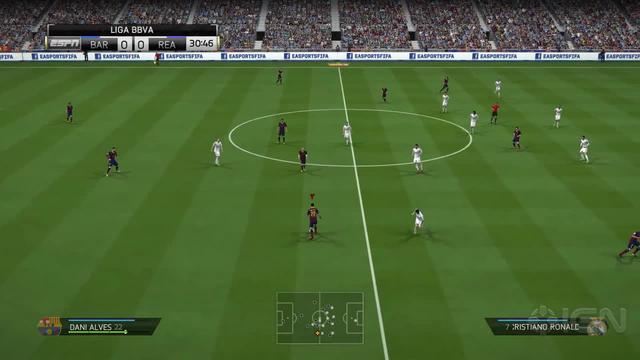 Jogo FIFA Soccer BBVA