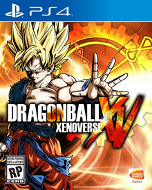 Box art for the game Dragon Ball: Xenoverse