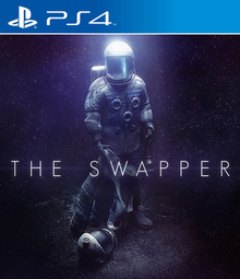 Box art for the game The Swapper
