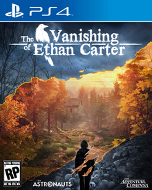Box art for the game The Vanishing of Ethan Carter