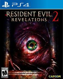 Capa do jogo Resident Evil: Revelations 2