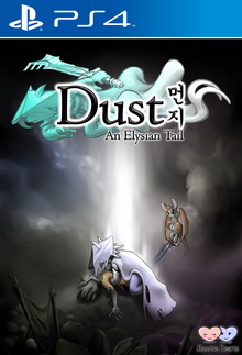 Box art for the game Dust: An Elysian Tail