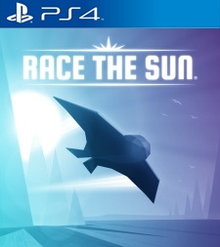Box art for the game Race the sun