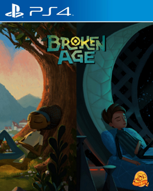 Box art for the game Broken Age