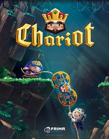 Box art for the game Chariot