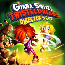 Box art for the game Giana Sisters: Twisted Dreams - Director's Cut