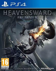 Box art for the game Final Fantasy XIV: Heavensward