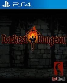Box art for the game Darkest Dungeon