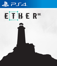 Box art for the game Ether One