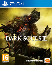 Box art for the game Dark Souls III