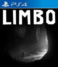 Box art for the game Limbo
