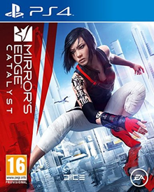 Box art for the game Mirror's Edge Catalyst