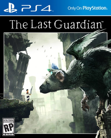 Capa do jogo The Last Guardian