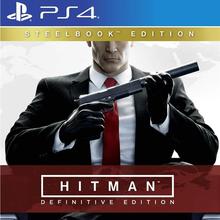 Box art for the game HITMAN