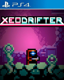 Box art for the game Xeodrifter