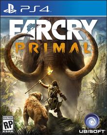 Capa do jogo Far Cry Primal