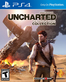 Box art for the game Uncharted 3: Drake's Deception Remastered