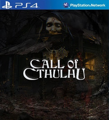 Box art for the game Call of Cthulhu