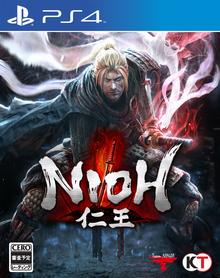 Capa do jogo NiOh