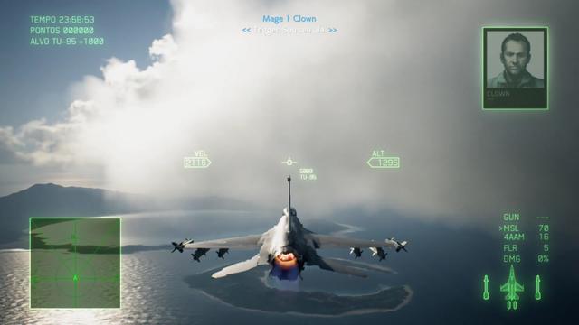 Ace Combat 7 - Playstation 4 - Alvanista