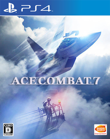 Box art for the game Ace Combat 7