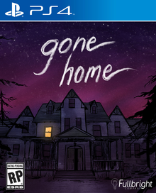 Box art for the game Gone Home