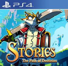 Capa do jogo Stories: The Path of Destinies