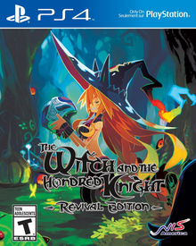 Capa do jogo The Witch and the Hundred Knight: Revival Edition