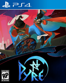 Box art for the game Pyre
