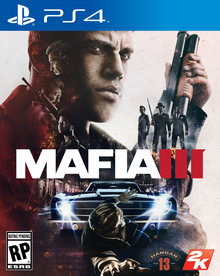 Box art for the game Mafia III