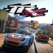 Box art for the game Table Top Racing: World Tour