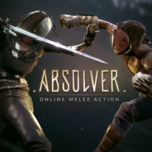 Box art for the game Absolver