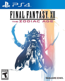 Box art for the game Final Fantasy XII: The Zodiac Age
