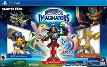 Box art for the game Skylanders Imaginators