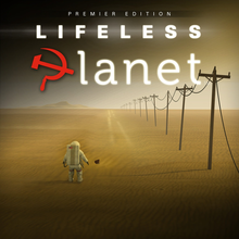 Box art for the game Lifeless Planet