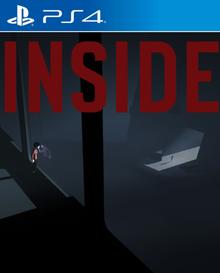 Box art for the game Inside