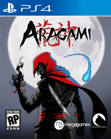 Box art for the game Aragami