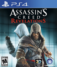 Box art for the game Assassin's Creed Revelations Remastered