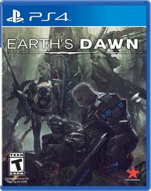 Capa do jogo Earth's Dawn