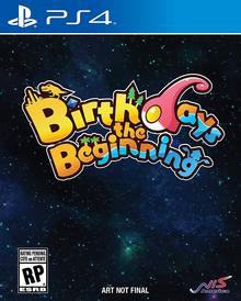 Capa do jogo Birthdays the Beginning