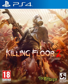 Box art for the game Killing Floor 2