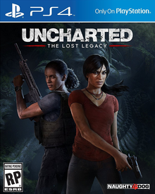 Box art for the game Uncharted: The Lost Legacy