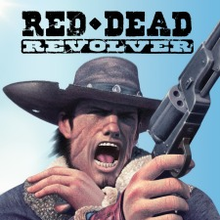 Box art for the game Red Dead Revolver