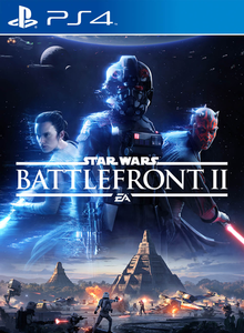 Box art for the game Star Wars Battlefront II