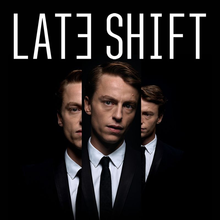 Box art for the game Late Shift