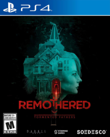 Capa do jogo Remothered: Tormented Fathers